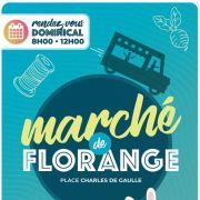 Marché hebdomadaire de Florange