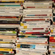 Marché aux livres de Strasbourg