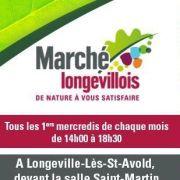 Marché longevillois de Longeville-lès-Saint-Avold 2019