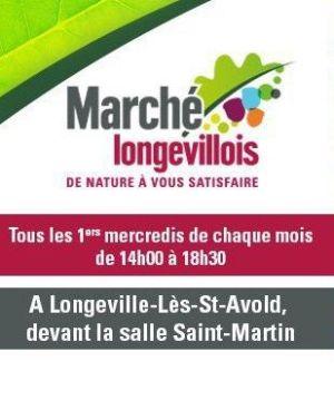 Marché longevillois de Longeville-lès-Saint-Avold 2018