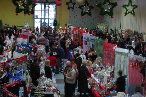 Le Marché de Noël de Caritas à Wittenheim