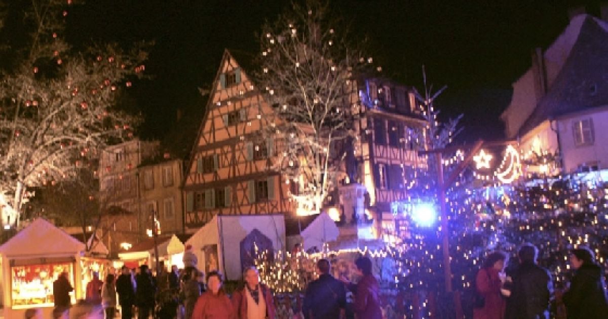 March s de no l de colmar en alsace - Marche de noel thann ...