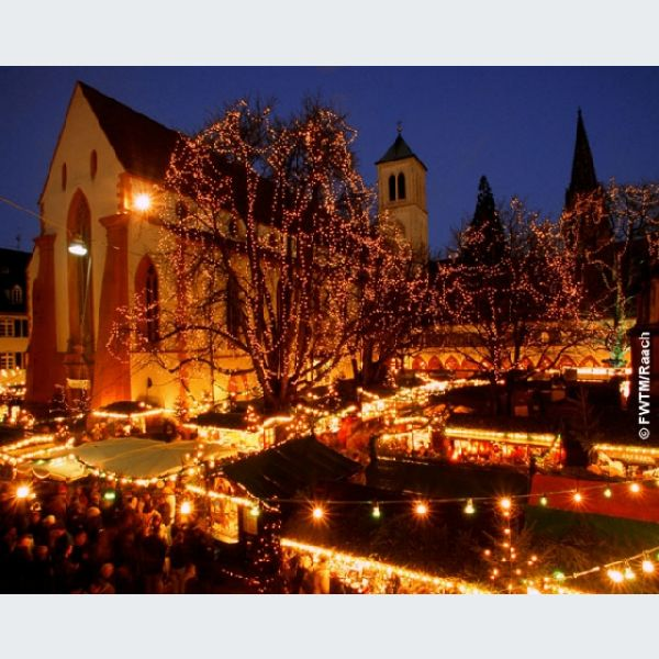 March de noel de freiburg allemagne - Office du tourisme freiburg im breisgau ...
