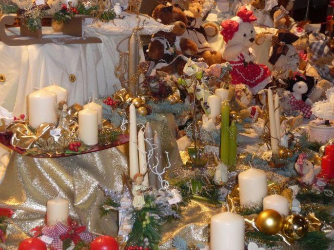 Les créations originales sont à l\'honneur au marché de Noël d\'Illfurth