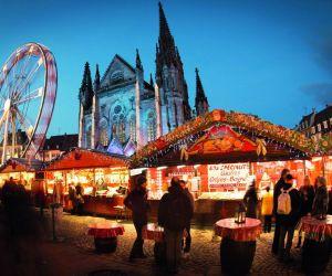 Collection 2021 - Marché de Noël à Mulhouse