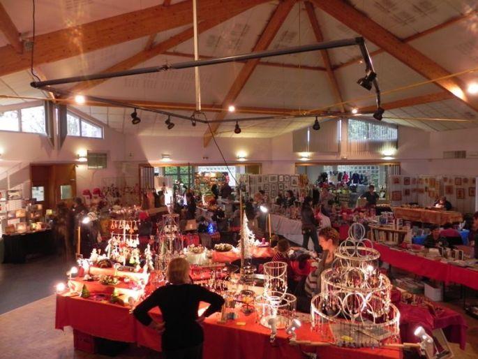 Le marché de Noël de Pulversheim