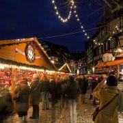 Noël 2013 à Strasbourg : Les marchés de Noël