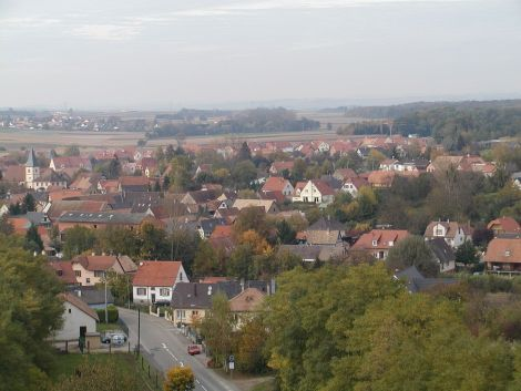 Une balade autour du village d\'Eckwersheim