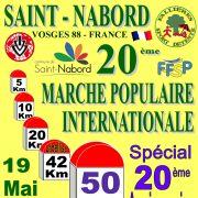 Calendrier Marche Populaire Vosges 2019.Marche Populaire A Saint Nabord 2019 Marche Populaire