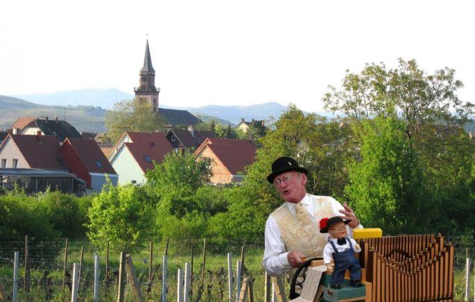 Marche populaire à Wintzenheim