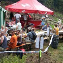 Marche populaire de montagne à Rimbach-près-Masevaux 2018