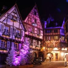Noël 2019 à Andlau : Marché de Noël
