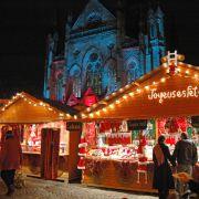 Marché de Noël 2009 à Mulhouse