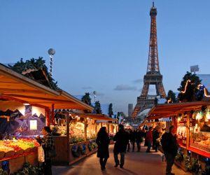 Marchés de Noël à Paris 2021