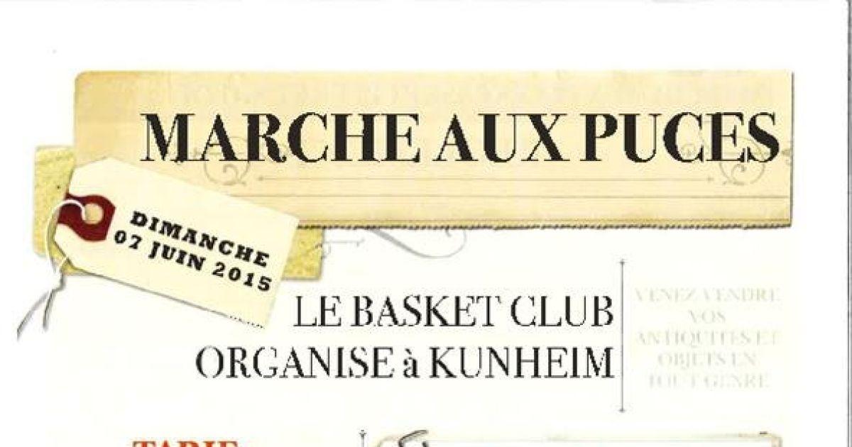 march aux puces kunheim 2016 march aux puces. Black Bedroom Furniture Sets. Home Design Ideas