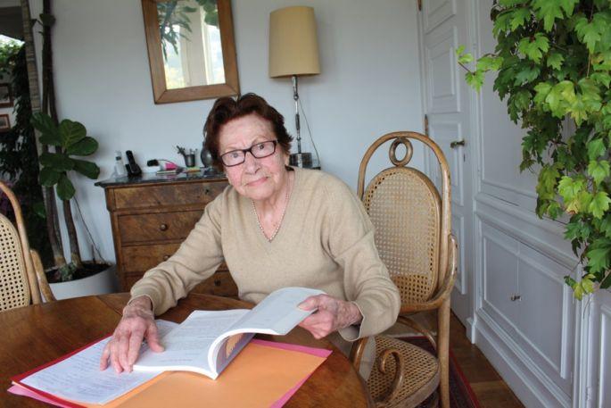 Marguerite Mutterer a déjà la tête à son troisième roman
