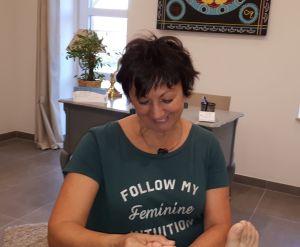 Marie Diaz réflexologie plantaire et palmaire diplômée de l\'école E.R.V.E