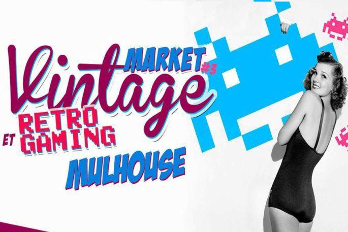 Un marché qui s\'adresse aux amoureux du rétro!
