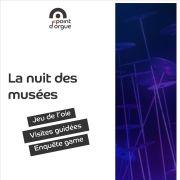 Marmoutier : Point d\'Orgue - Nuit des Musées 2019