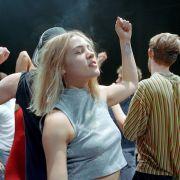 Masterclass danse avec les danseurs de Crowd