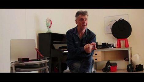 Masterclass de chant saturé avec Chris Vincent