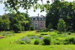 La villa Burrus qui abrite la médiathèque