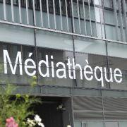 Médiathèque de Montbéliard