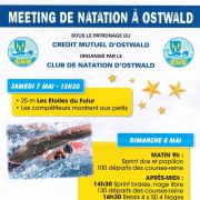 Meeting internationnal de natation d\'Ostwald