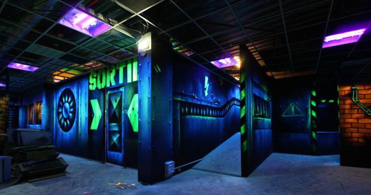 Megazone Laser Games Saint-Louis - Lasergame