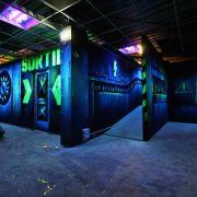 Anniversaire au Megazone Laser Game à Saint-Louis