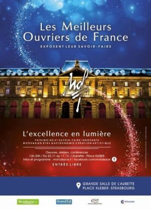 Meilleurs Ouvriers de France (MOF) exposent leur savoir-faire - L\'excellence en lumière