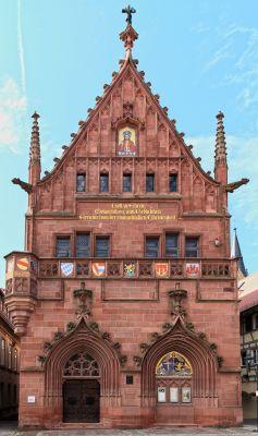 La Maison de Melanchthon à Bretten, en Allemagne