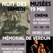 Mémorial de Verdun - Nuit des Musées 2018