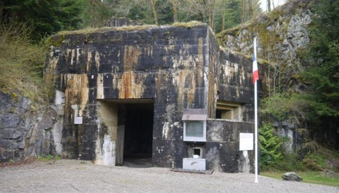 Mémorial du Tunnel d\'Urbès