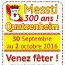 Messti à Quatzenheim 2016