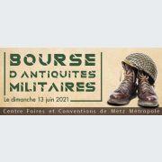 Bourse d\'Antiquités militaires à Metz