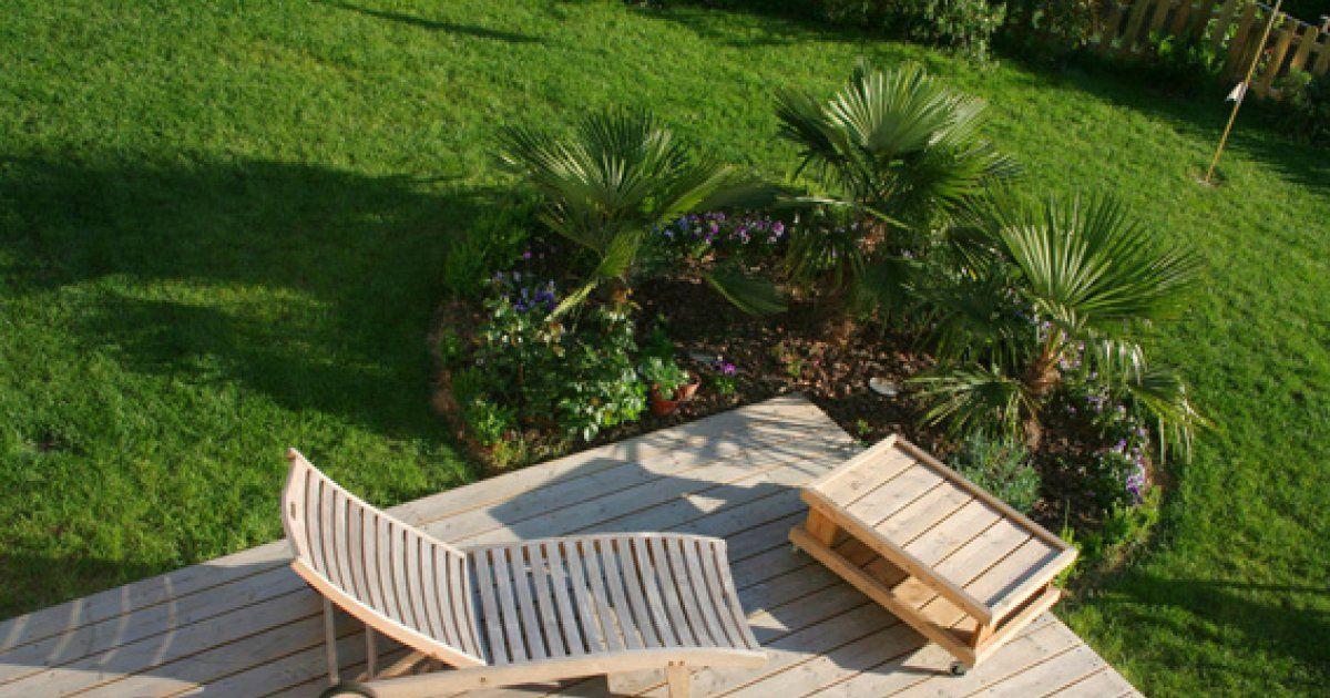 D corations et meubles de jardin strasbourg - Meuble jardin bois ...
