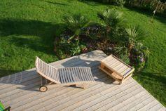 Des meubles de jardin pratiques et design qui vous permettront de pleinement profiter de votre espace vert