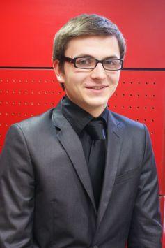 Michel est en première année de BTS au lycée Storck