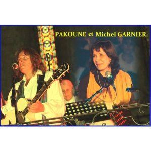 Michel Garnier & Pakoune