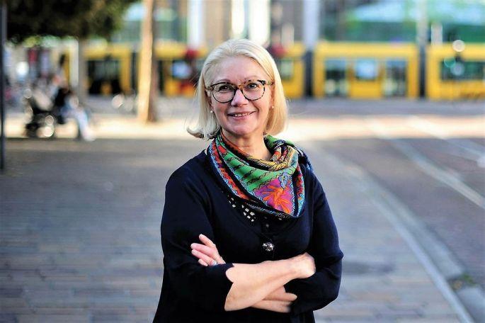 Michèle Lutz, dans le club très fermé des femmes à diriger une ville de plus de 100 000 habitants