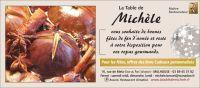 Restaurant la Table de Michèle à Mulhouse