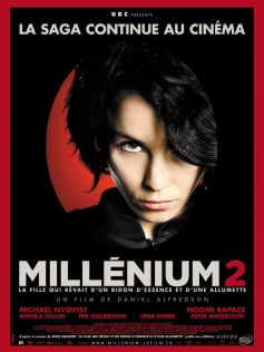 Millénium 2 - La Fille qui rêvait d\'un bidon d\'essence et d\'une allumette