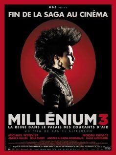 Millénium 3 - La Reine dans le palais des courants d\'air
