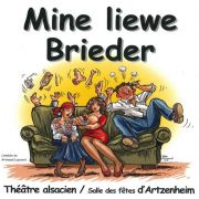 Mine Liewe Brieder