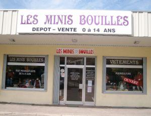 Minis Bouilles, boutique dépôt vente à Landser