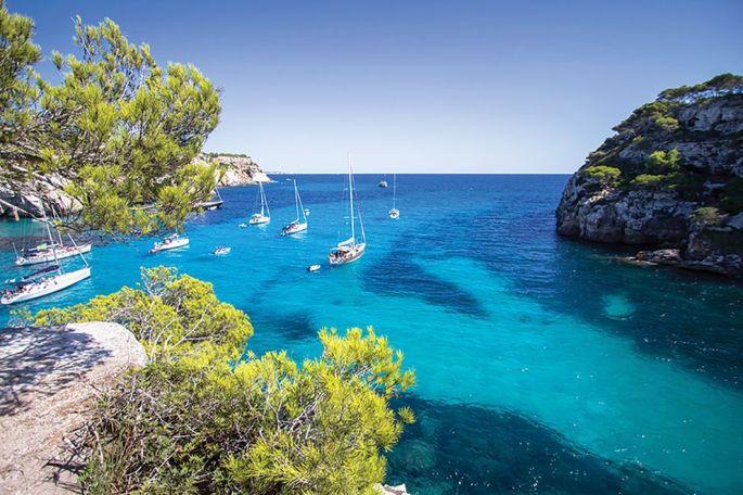 La ligne vers Minorque aux Baléares sera assurée deux fois par semaine entre le 3 et 31 août 2018