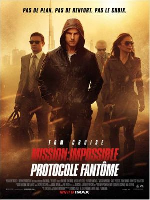 Mission Impossible : Protocole Fantôme
