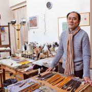 Mitsuo Shiraishi, artiste peintre et graveur