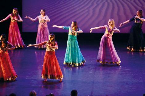 Des cours de danse indienne à la MJC Wittenheim